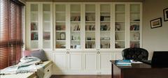 书房装修时书房的装饰材料也很重要