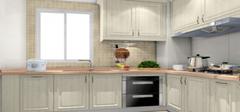 家居装修中厨房装修的颜色搭配 你了解多少