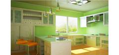 新奇有创意的厨房装修