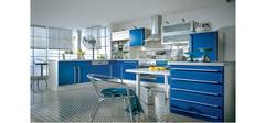 自然清新的小户型厨房装修效果图