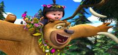 《熊出没》  好评与批判共存的动画片