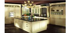 浪漫的让你看着就饱了的厨房装修效果图
