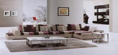家具搭配 布艺沙发和真皮沙发哪个好?
