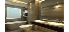 美观又实用的卫生间装修