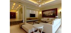 客厅装修时家具要布置合理,那灯光呢?