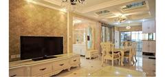 欧式风格的客厅装修要注意的地方