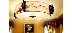 中式复古型吸顶灯VS古典欧式吸顶灯