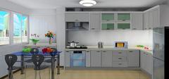 小厨房装修设计该注意哪些事项