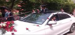 郑州大学现奇葩婚礼 父母为了娶儿媳也蛮拼