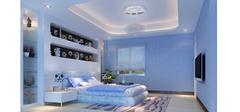 梦幻般的卧室装修效果图