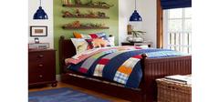 后现代风格的卧室装修效果图