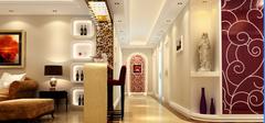 客厅装修参考及客厅装修效果图欣赏(一)