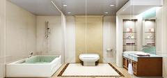 卫生间装修材料选购三大要点