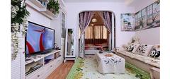 客厅装修如何兼带卧室