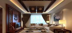 简中式风格 打造清新却古朴的居家环境