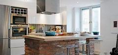 小厨房装修之封闭式与开放式