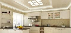 厨房装修的基本原则