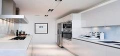 开放式厨房装修的天敌,油烟该如何排放