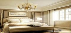 美式风格卧室装修 追求一个自由的心灵港湾
