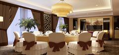 餐厅装修如何和客厅隔离