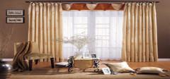 窗帘材料种类介绍