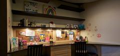 儿童书房装修原则