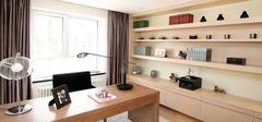 书房装修之家具如何设计