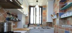 厨房装修 混搭风格知识