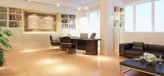 办公室装修之现代化因素