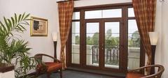 铝包木门窗的安装及防护