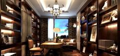 书房装修之中式风格装修要注意什么