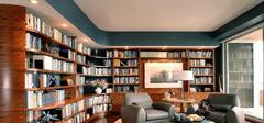 书房装修颜色如何选择和搭配