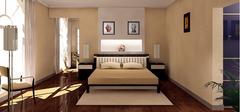 卧室装修 床品选择我们要注意什么