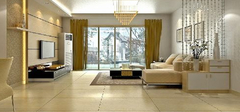 客厅装修之家具颜色搭配
