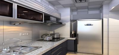 厨房柜门选用什么材料,六大厨房柜门材料对比