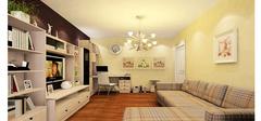 客厅风水颜色的搭配技巧之东西两方位