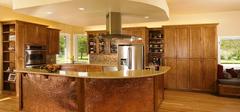 美式风格厨房有何特点
