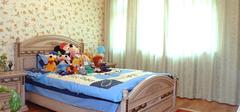 美式风格儿童房特点