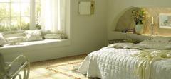 卧室窗帘的颜色风水