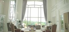 欧式风格别墅客厅如何装修