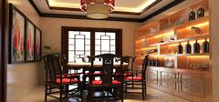如何进行餐厅装修空间搭配