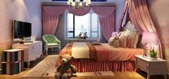 儿童房梦幻设计 激发孩子潜力