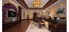 装修东南亚风格家居时要注意的事项