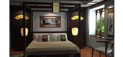 为自家的老人打造一款中式风格的卧室吧