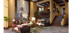 东南亚装修风格占有的优势及特点