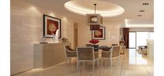 现代简约风格餐厅 让你的客厅锦上添花