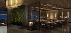 最新中式餐厅风格装修必备两元素