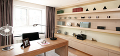 书房装修如何体现我们的品位和审美