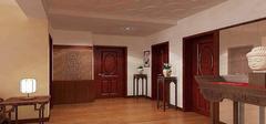 分享客厅招财 客厅之门风水有讲究