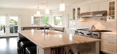 欧式厨房装修与科技并存